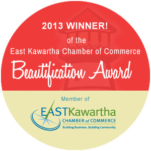 East Kawartha Beautification Award Winner