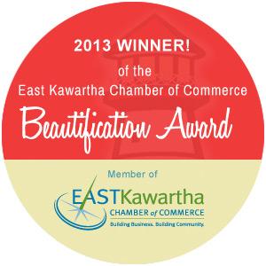 East Kawartha Beautification Award Winner