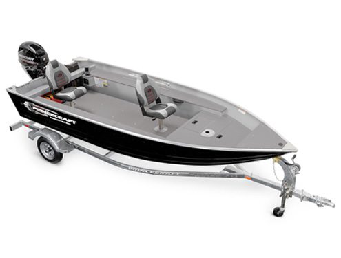 Princecraft Fishing Resorter 160