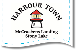 Harbour Town McCracken's Landing - Stoney Lake - Logo